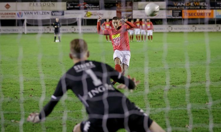 Olanda: sequenza irregolare, si ribattono i rigori tre settimane dopo e il risultato della partita cambia VIDEO