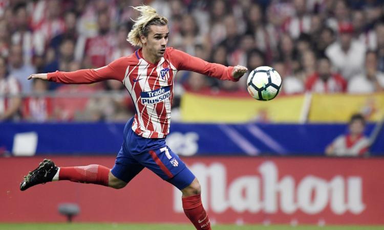 Clamoroso dalla Spagna: Griezmann può tradire l'Atletico e andare al Real Madrid