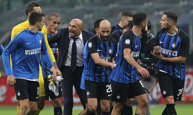 Spalletti ha riunito l'Inter e gli interisti