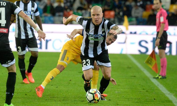Hallfredsson: 'Tornato per aiutare l'Udinese. Concentrati su noi stessi'