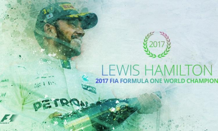 Formula 1, storico Hamilton: 4° titolo VIDEO