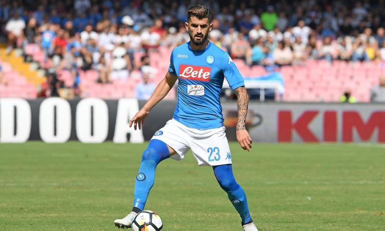 Napoli, Mourinho vuole Hysaj: pronta l'offerta