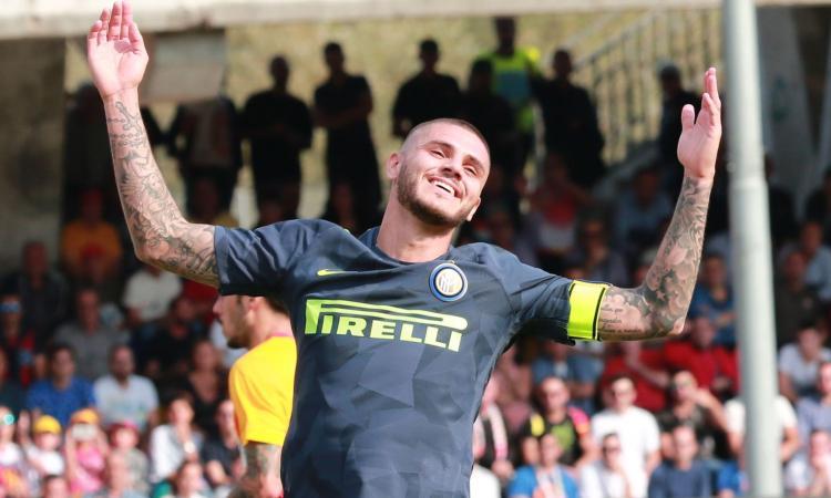 Inter, Icardi: 'Si torna a lavorare'