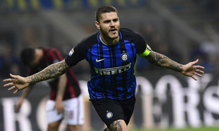 Inter,  i sensazionali numeri di Icardi. Primo in Europa in questa speciale statistica...