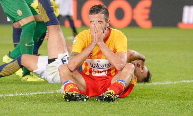 Benevento, 9 sconfitte su 9 in Serie A: è record