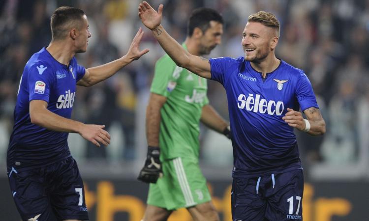 Serie A: tra Lazio e Cagliari non c'è storia