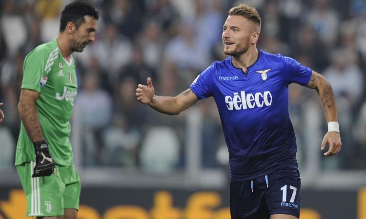 Lazio, Immobile: 'Sono ancora scombussolato, con la Juve sempre al cardiopalma'