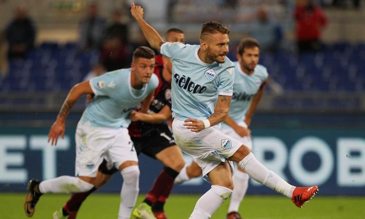 La Lazio dei record: Immobile nella storia