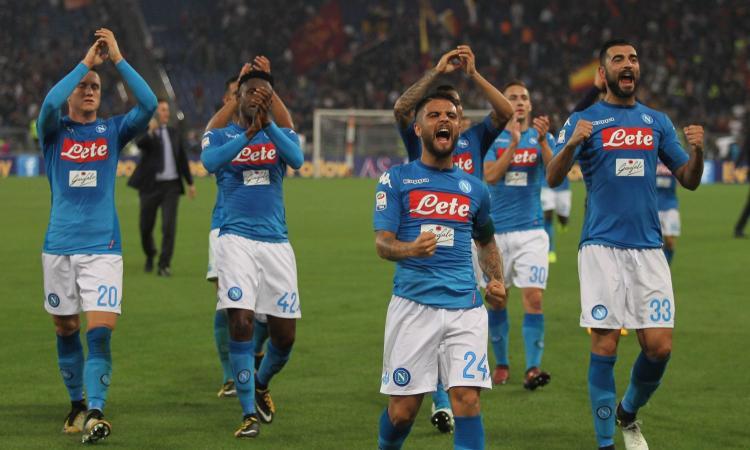 """Napolimania, azzurri come i Warriors: scudetto? """"Strength in numbers"""", la forza è nei numeri"""