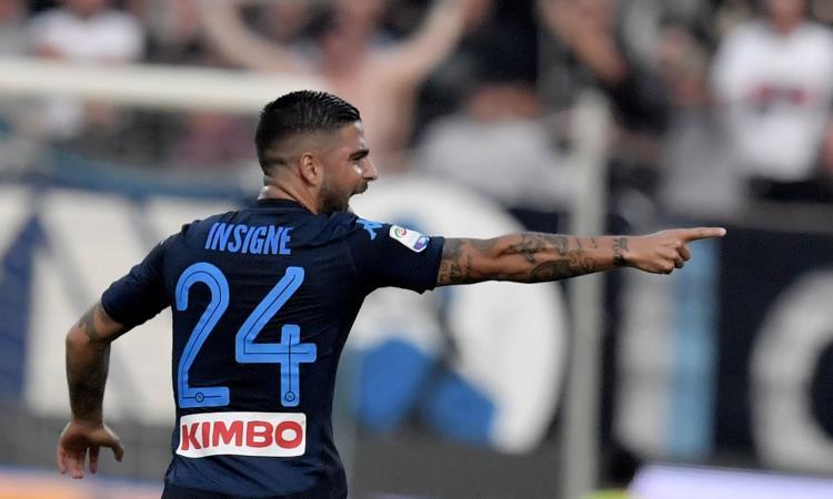 Napoli, Insigne ai medici: 'Con l'Inter voglio giocare, fate qualsiasi cosa'
