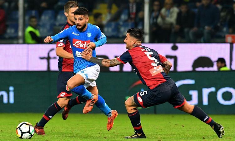 Genoa, le pagelle di CM: Lapadula dà la scossa, Veloso gira a vuoto