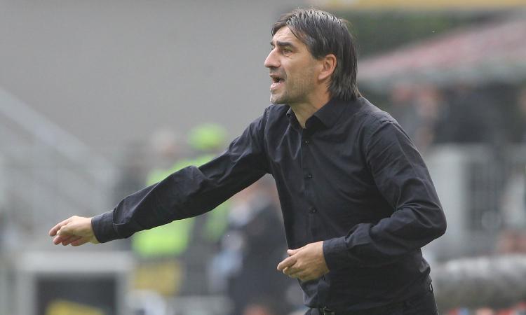 Genoa, Juric: 'Il Milan non è allo sbando, ma gli va tutto storto. Solidarietà a Montella' VIDEO
