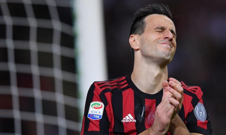 Chievo-Milan, formazioni ufficiali: out Inglese, ci sono Biglia e Kalinic
