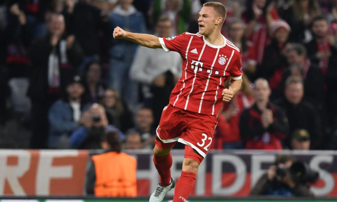 Sacrificio e personalità: Kimmich si prende il Bayern Monaco