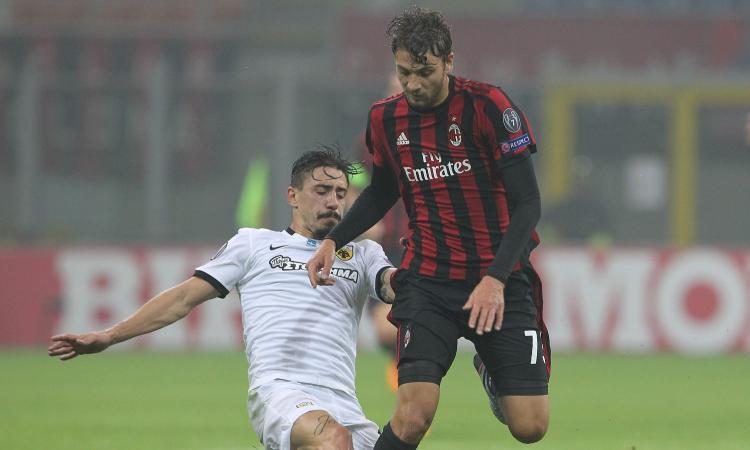 Dal gol alla Juve a Chievo e... Juve: due partite verità per il futuro di Locatelli
