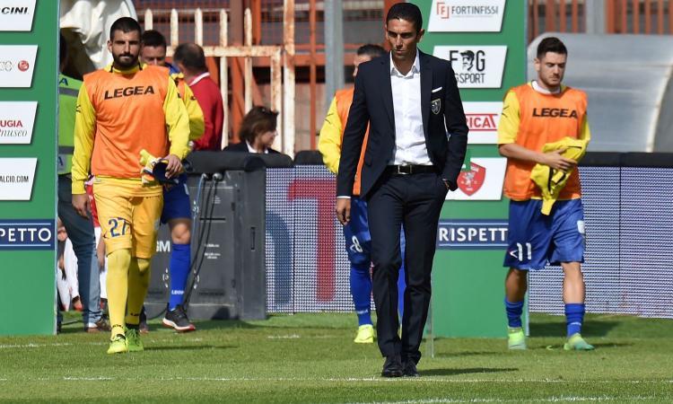 Serie B, le quote di Frosinone-Palermo: a Longo serve l'impresa, mai battuti i rosanero quest'anno