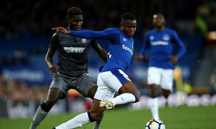 Everton: due club di Londra provano a strapparti un attaccante
