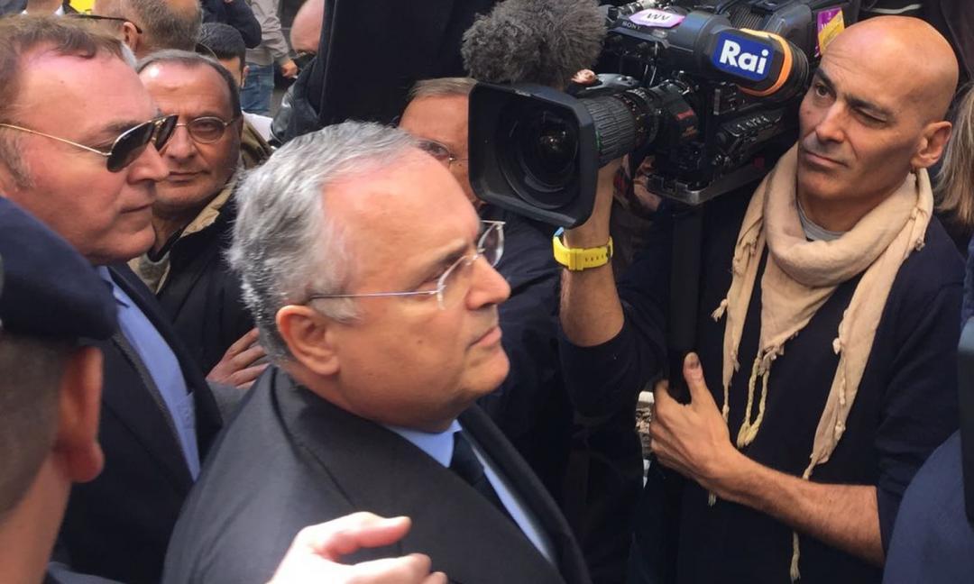 Lazio una polveriera, Savic insultato: inaccettabile