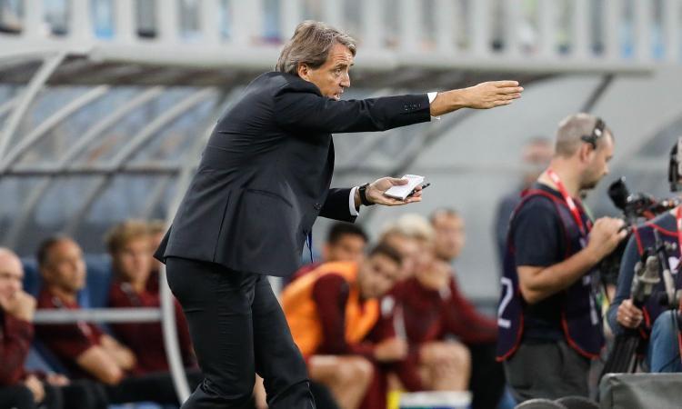 Mancini: 'Sono tornato all'Inter per riconoscenza, voglio subito campionato e Champions con lo Zenit'
