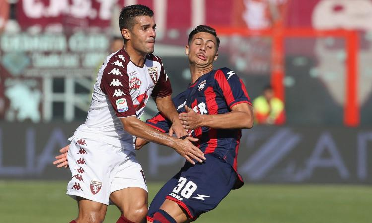 Crotone-Torino 2-2: il tabellino VIDEO