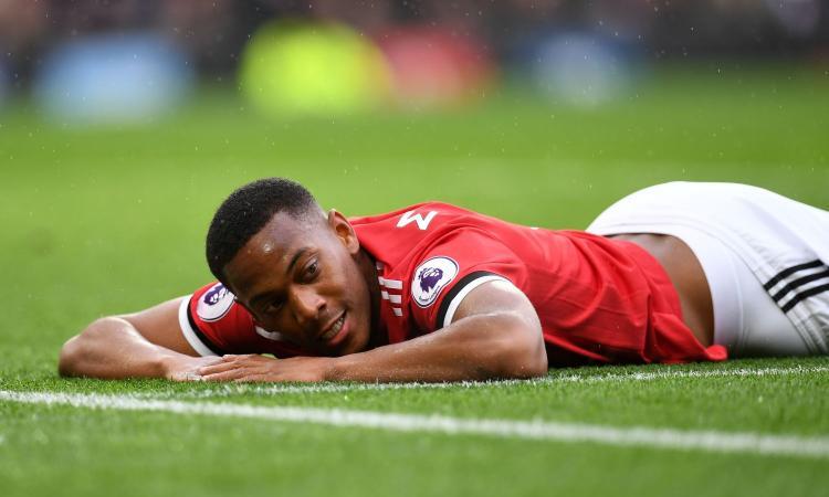 Man United, Martial ha deciso il suo futuro