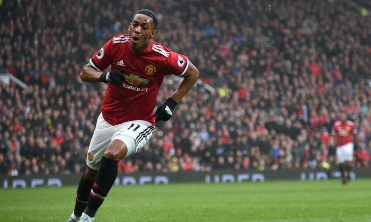 Manchester United, niente sconti per Martial