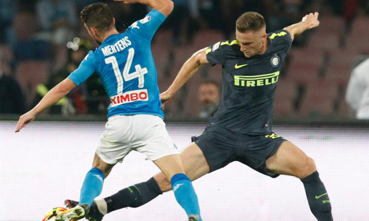 Serie A: Napoli e Inter non perdono mai VIDEO