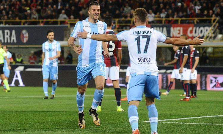 Lazio, le pagelle di CM: Milinkovic certezza, brilla Luis Alberto