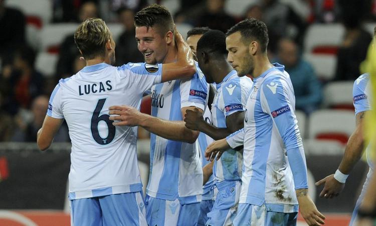 Lazio, i big in cerca di riscatto dopo le delusioni in nazionale