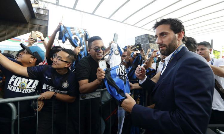 Milito: 'Icardi ricorda Crespo. Con Spalletti l'Inter può tornare a sognare'