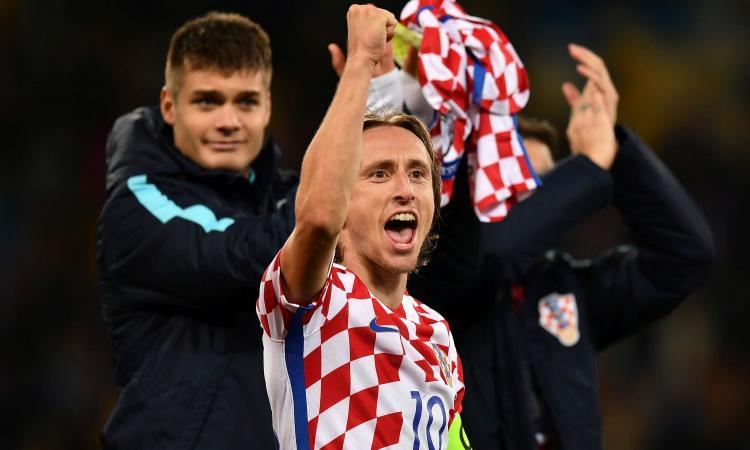 Spareggi Mondiali: favorite Croazia, Svizzera e Danimarca