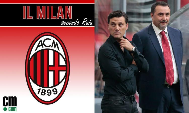 Montella sfida Mirabelli, il Milan perde