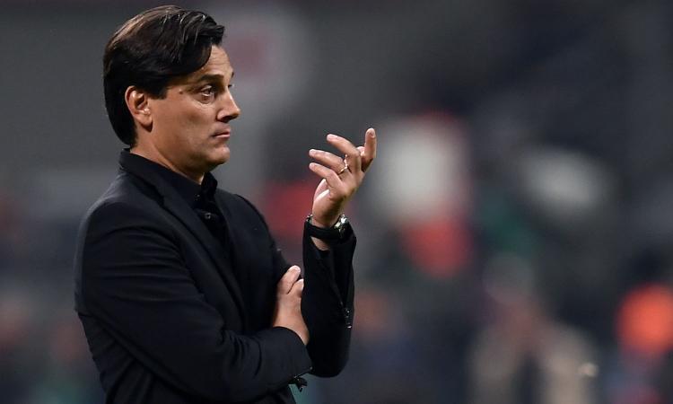 Montella confermato ma nervoso: 'Rosso a Bonucci? Mi gioco la carriera! E il rigore per noi?' VIDEO