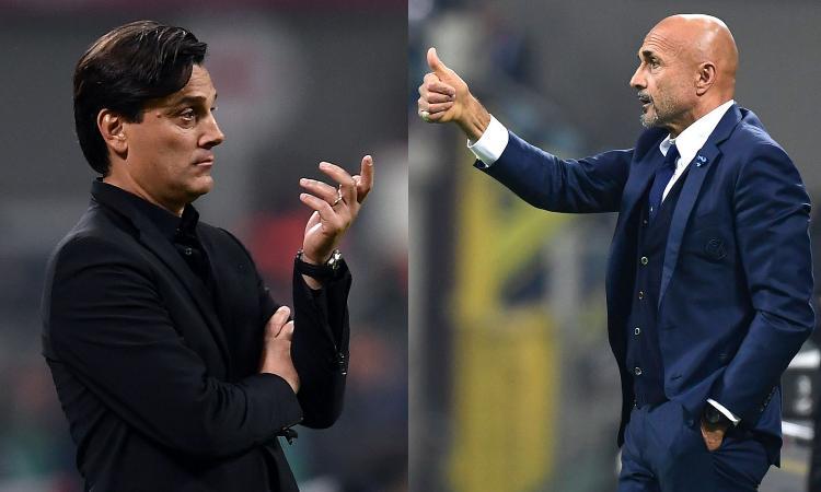 Montella con Suso ha sbagliato tutto. L'Inter è l'anti-Napoli e la Champions...