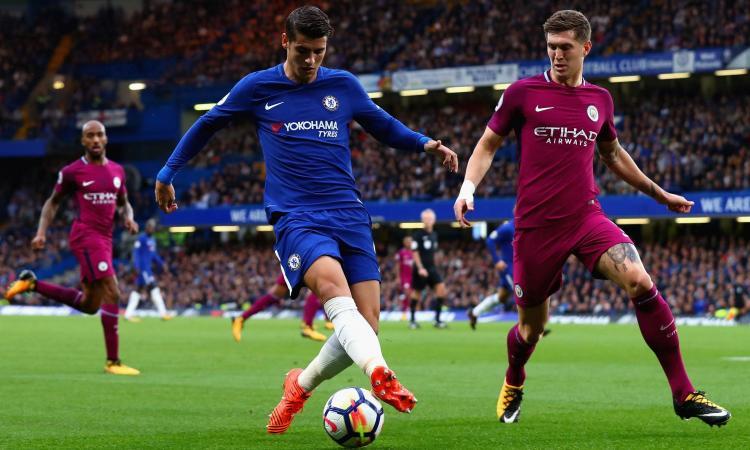 Chelsea, UFFICIALE: stiramento per Morata. Salta le due sfide con la Roma