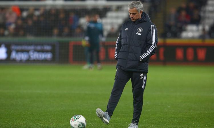 Mourinho, 400 panchine: 'Ma sono sempre lo stesso, odio perdere'