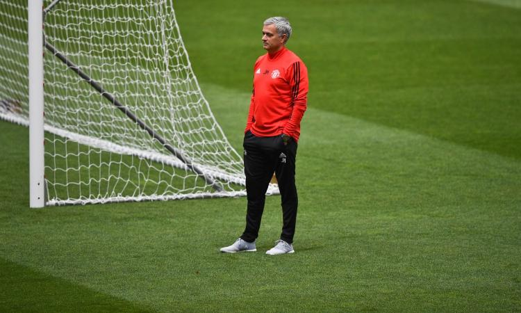 Man United, ecco il centrocampista che sogna Mourinho