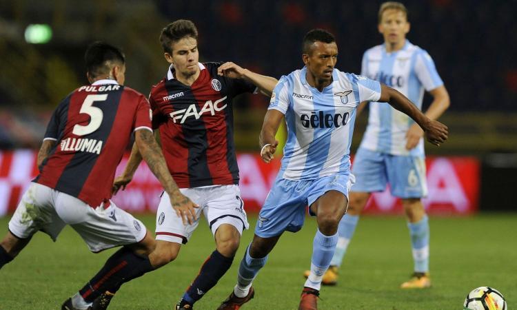 Bologna-Lazio 1-2: il tabellino VIDEO