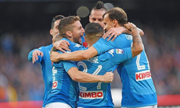 Il Napoli vince, ma si addormenta: per lo scudetto serve di più