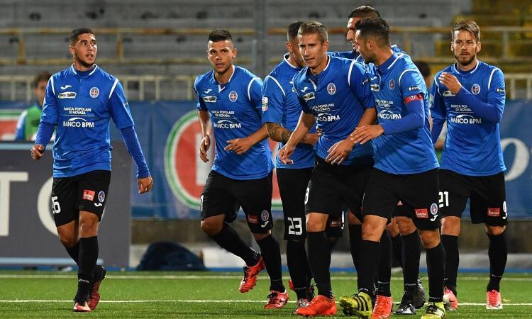 Palermo-Novara 0-2: il tabellino VIDEO