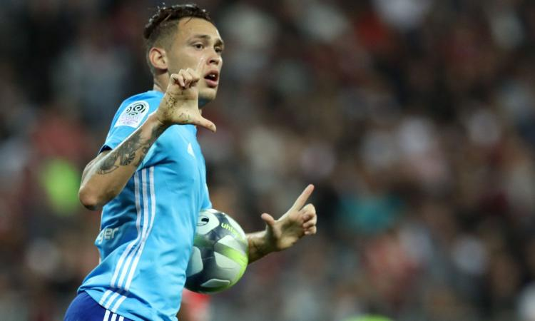 Ligue 1: pari Lione. Ocampos batte Balotelli, poker Marsiglia a Nizza VIDEO