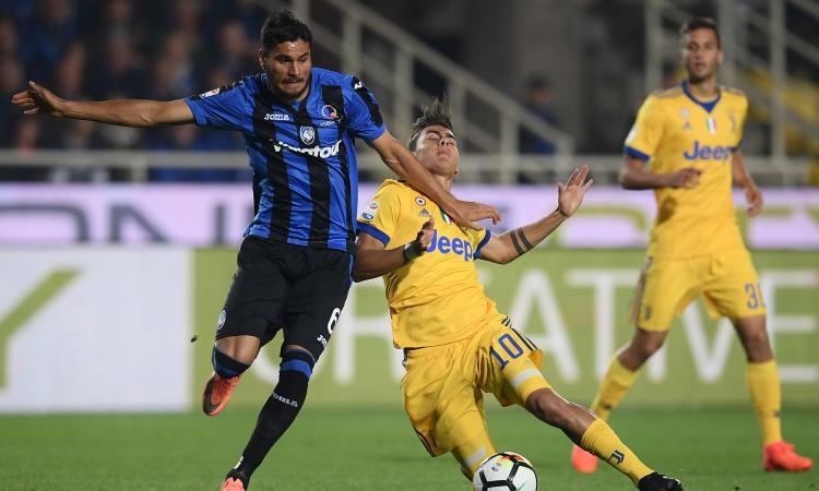 Atalanta-Juve: Gomez-show, Dybala delude. Così Gasperini ha bloccato Allegri