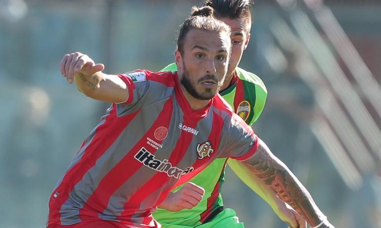 Entella-Cremonese, le formazioni ufficiali: De Luca contro Paulinho