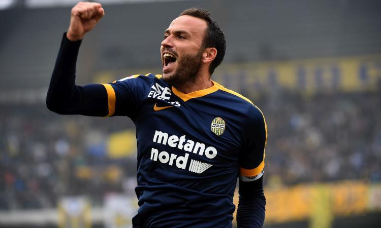 Serie B: super Pazzini, poker Verona. Tris Salernitana, rimonta Palermo a Foggia