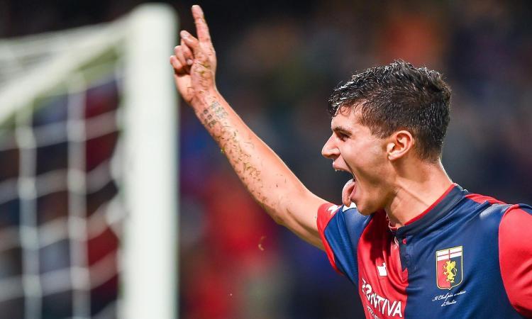 Genoa, il Milan si allontana da Pellegri