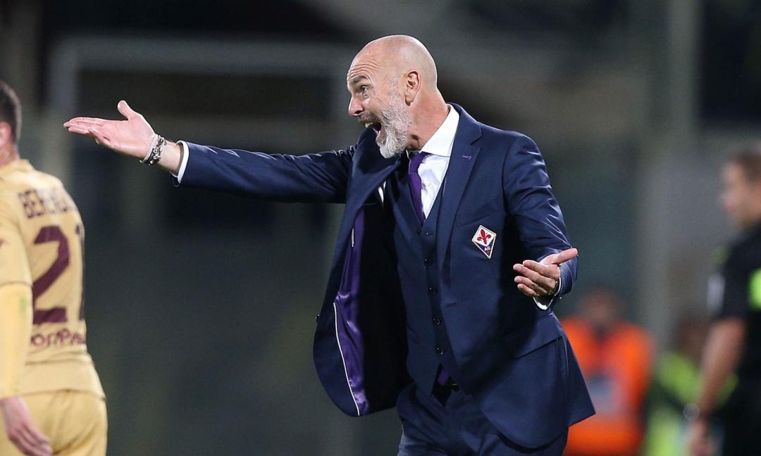 """Pioli profetico: """"Tra 2-3 anni Fiorentina da vertice"""""""
