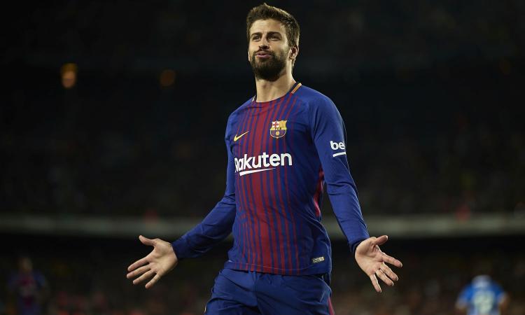 Barcellona, Piqué a Griezmann: 'Hai preso la decisione più importante della tua carriera, ti auguro il meglio'