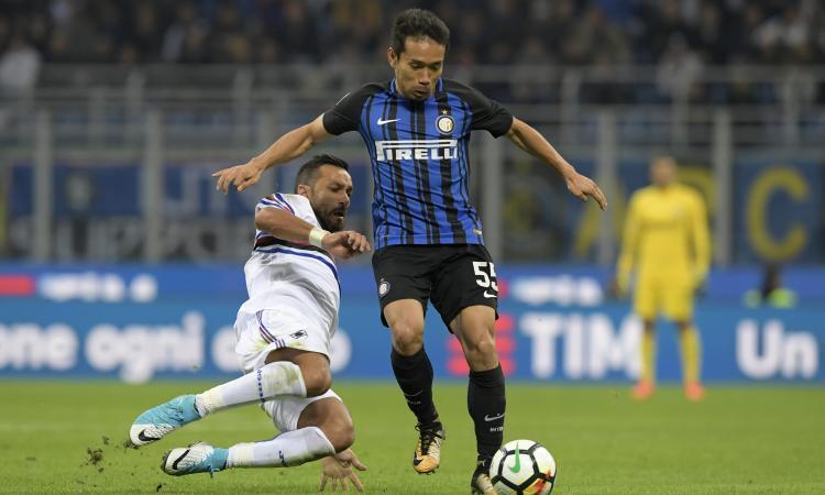 Inter, Nagatomo: 'Standing ovation dei tifosi deliziosa'