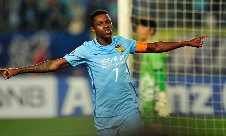 Ramires-Inter: 'Voglio giocare in Italia'