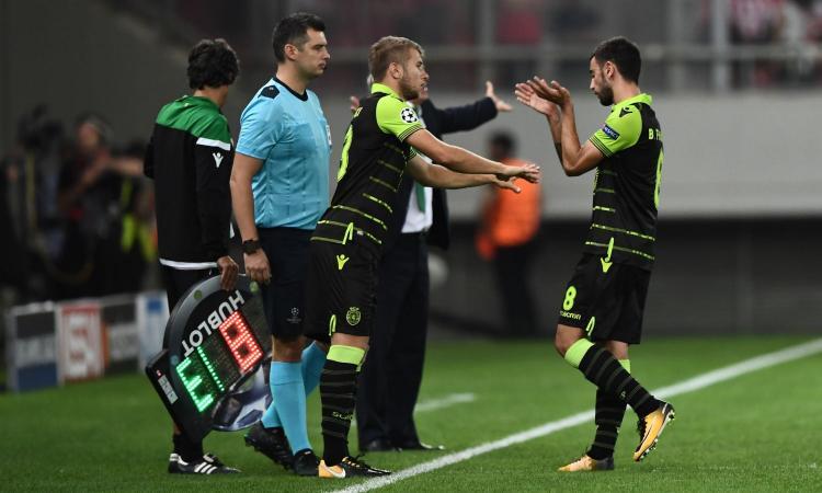 Ristovski avvisa la Juve: 'Il mio Sporting Lisbona può arrivare secondo nel girone, hai visto la Macedonia?'
